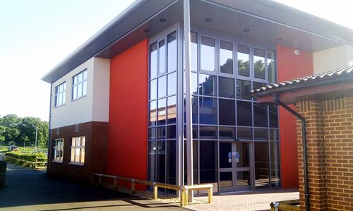 Huish Episcopi Academy, New Classroom Block