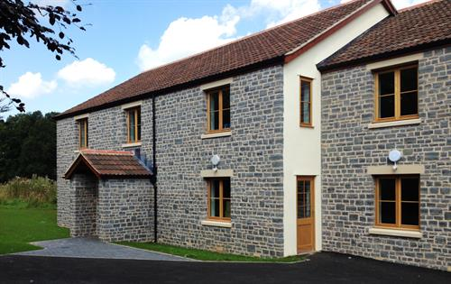 Meadowlands, Residential Home, Priddy - New Build