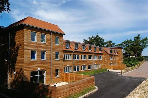 St Marys (School) - New Dormitory Block, Calne