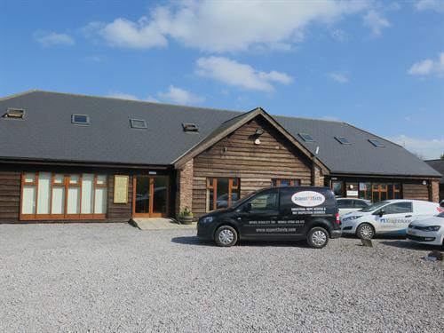 Office premises at Prockters Farm, Taunton