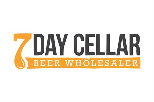 7 Day Cellar Logo Design