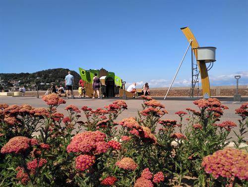 Minehead Seafront