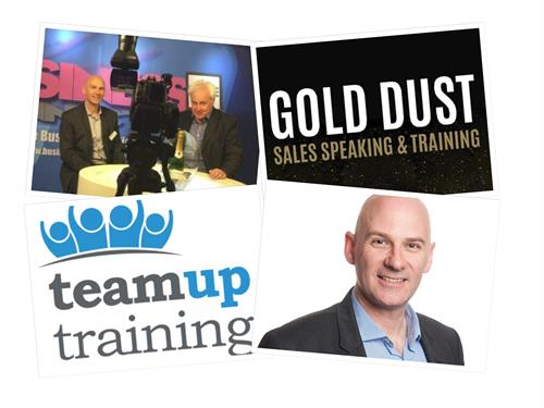 Sales training by Gold Dust