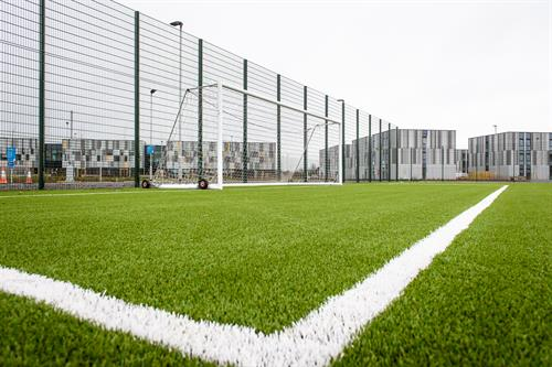 3 astro sports pitches - two five-a-side and one g3 full sized pitch