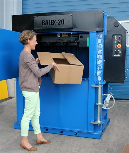 New Europress Balex Balers with SMART Technology - Various Sizes