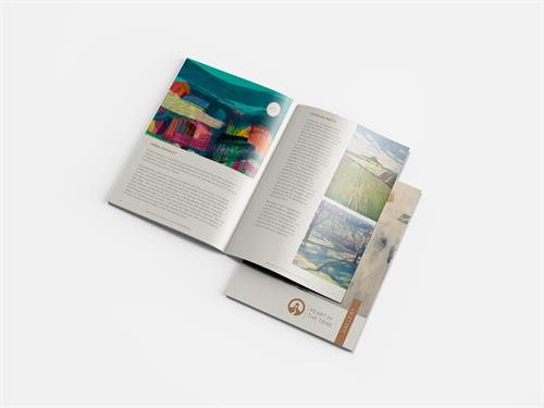 Heart of the Tribe Brochure