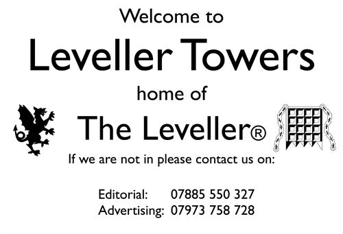 The legendary office that is Leveller Towers