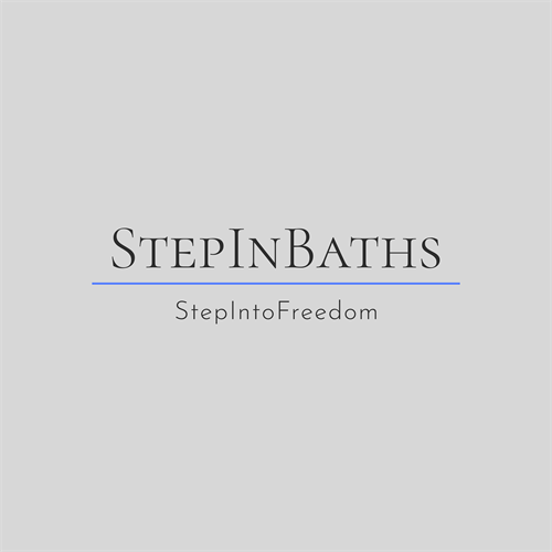 StepInBath Logo