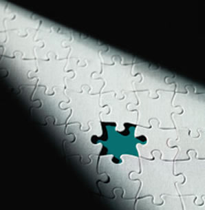 We may be the missing piece you have been looking for
