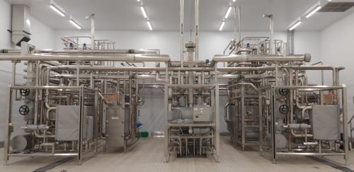 Sycamore installation at Taw Valley pasteuriser