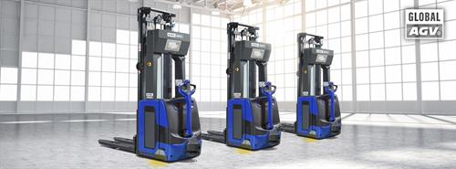 Driverless forklift trucks - Global AGV