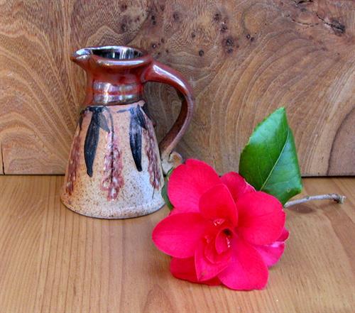 Stoneware Jug handmade by Simon Eeles.