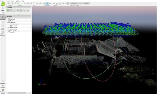 Using state of the art software to create CAD and BIM outputs