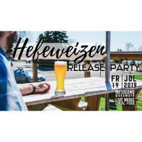 Hefeweizen Release Party
