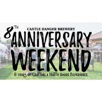 Castle Danger Brewery Anniversary Weekend