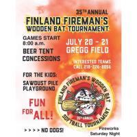Finland Softball Tournament