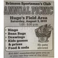 Brimson Sportsmen's Club Annual Picnic