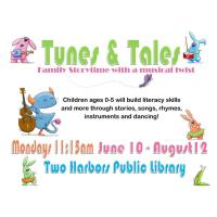 Tunes & Tales - Family Storytime