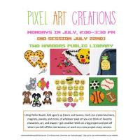 Pixel Art Creations