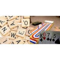 Scrabble & Cribbage