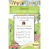 Scenic 61 Summer Craft Market
