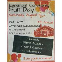 Larsmont Community Fun Day