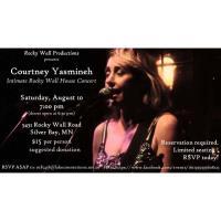 Courtney Yasmineh House Concert