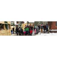 Duluth Winter Village at Glensheen