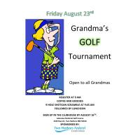 Grandma's Golf Tournament