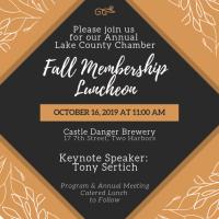 2019 Chamber Membership Luncheon