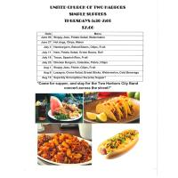 Simple Suppers at the United Church