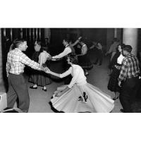 50s Community Dance