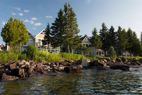 Larsmont Shoreline