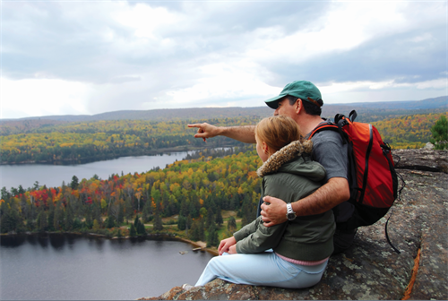 The Superior Hiking Trail is your connection to the incredible natural features of Lake Superior's North Shore.