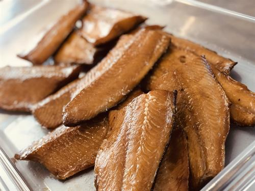 Smoked Sugar Lake Trout