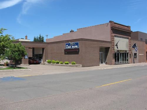 The Lake Bank Downtown Location