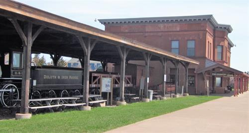 Depot Museum and 3 Spot, 520 South Ave, Two Harbors