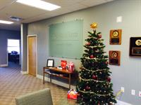 We got a new office for Christmas.  Come & see!