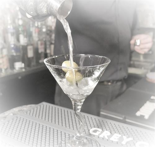 Readers' Choice Awards voted us Best Martini in town!