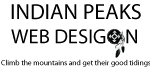 Indian Peaks Web Design