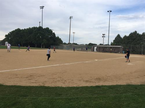Charity Co-ed Softball Tournament - for non-profit chamber member (in September)