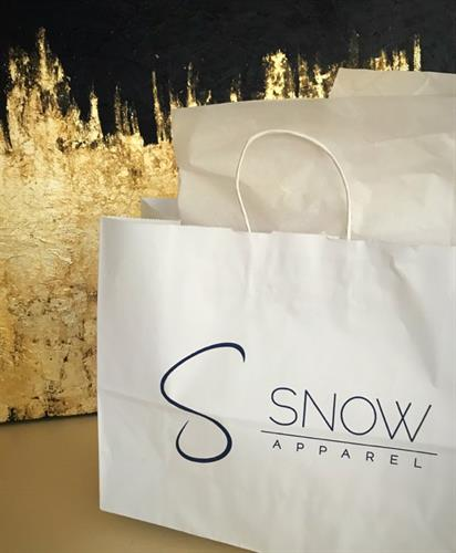 Thank You for Shopping at SNOW Apparel