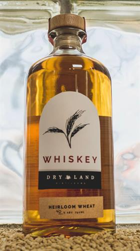 Heirloom Wheat Whiskey