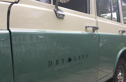The Dry Land Land Cruiser