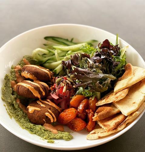 Restuarant Falafel Bowl