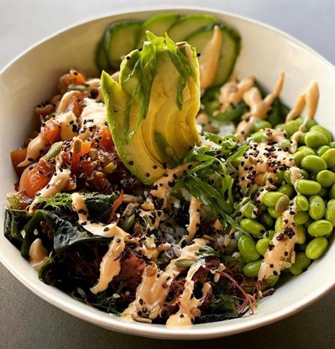 Restaurant Poke Bowl