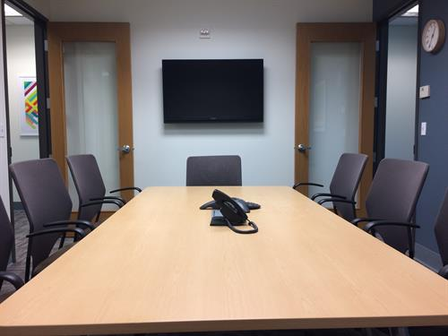 Conference Room #2 - Seats 8-10