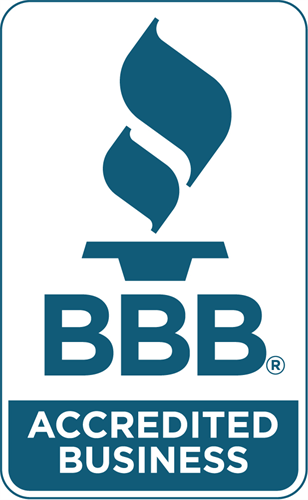 A= rating with the Better Business Bureau