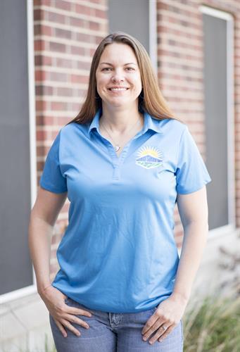 Marcie Warner, Office Manager
