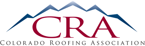 Proud member of the Colorado Roofing Association